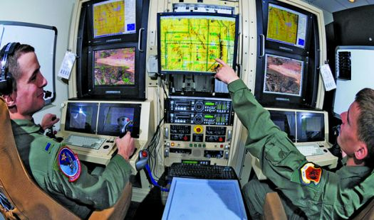 2012 Military Wishlist Features Smart Wound-Diagnosing Uniforms and Dogfighting Drones