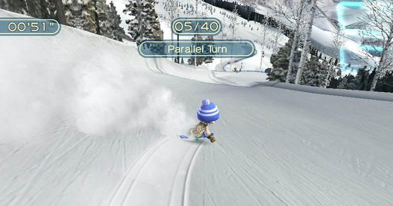 Wii Ski