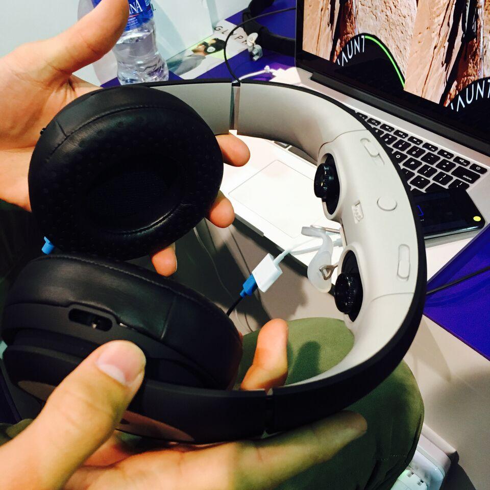 Glyph's VR-Like Headphones Let You Wear Video