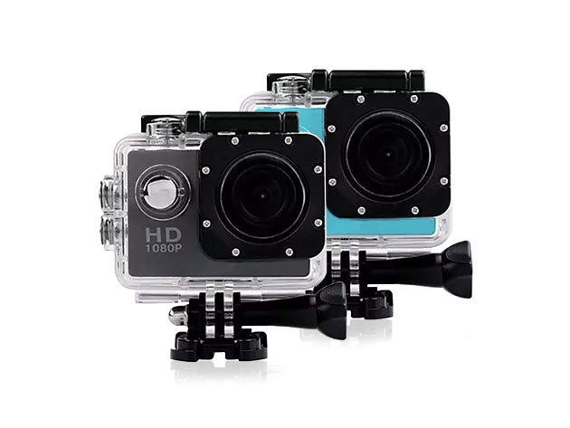 HD Wide Angle Waterproof Action Cam