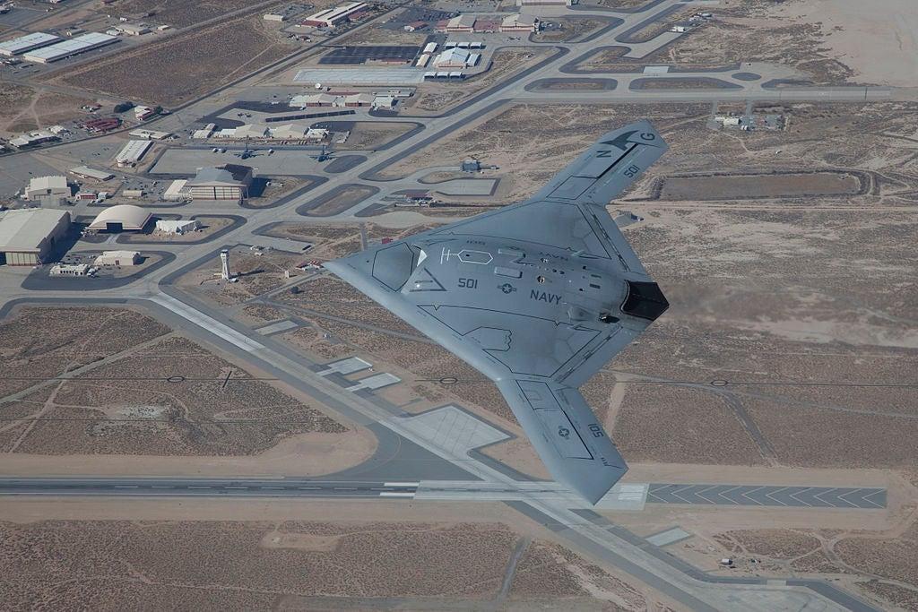 """""""X-47B"""
