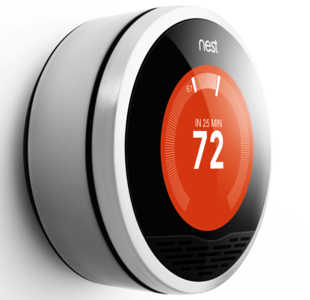 What It's Like To Use The Beautiful, Futuristic Nest Thermostat