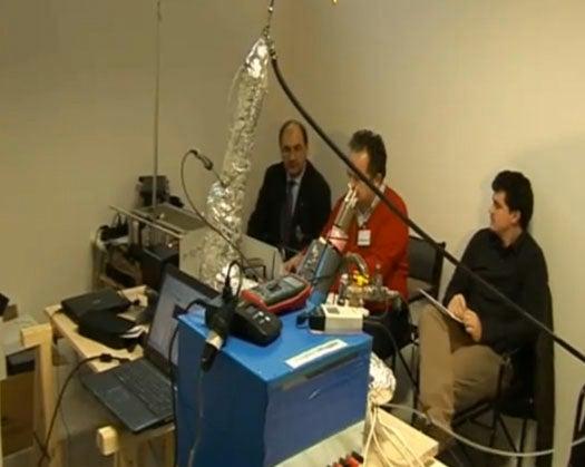 Italian Scientists Claim (Dubious) Cold Fusion Breakthrough