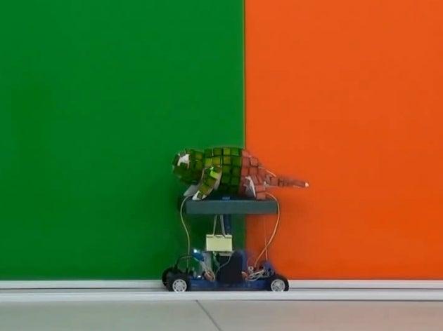 Artificial Chameleon
