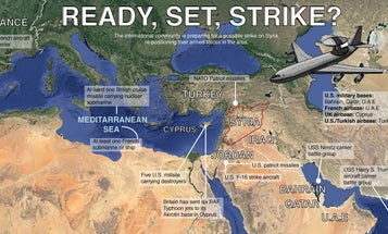 Which NATO Weapons Could Strike Syria? [Infographic]
