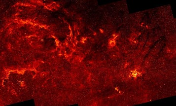 Hubble's New Infrared Mosaic is the Best Picture of Our Galactic Center Ever