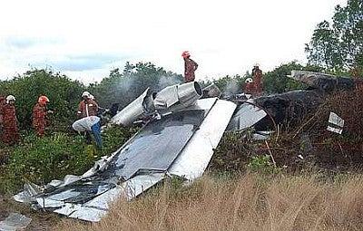 Jetpod Air Taxi Prototype's Crash Claims Inventor's Life