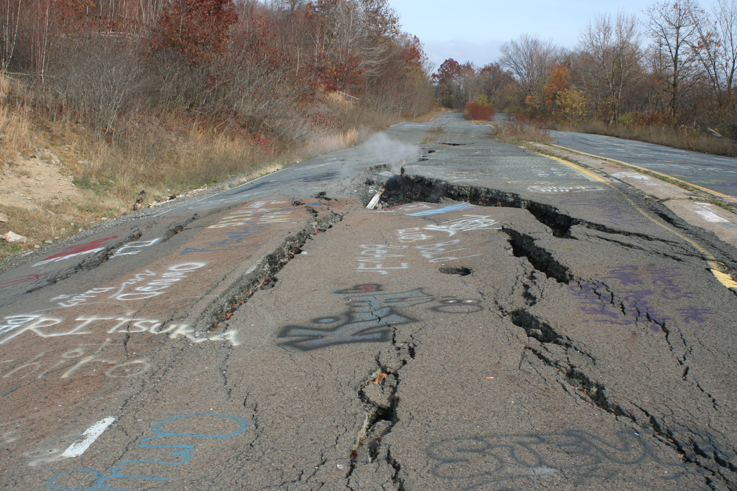 Scorched Earth: How Centralia Burned