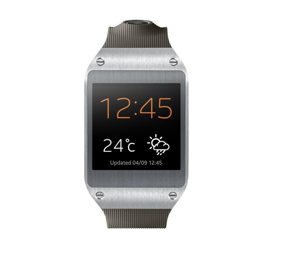 Samsung Announces The Galaxy Gear Smartwatch