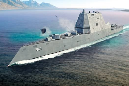 The Most Technologically Advanced Warship Ever Built