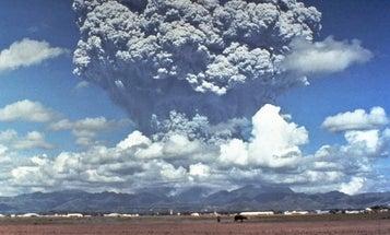 Under the Shroud of Mt. Pinatubo's Massive Climate Impact