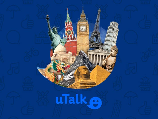 Learn to speak any language like a native with uTalk