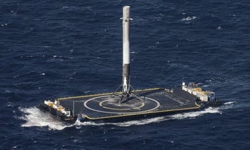 What Happens After You Land A Rocket On A Drone Ship?