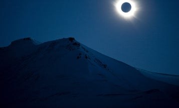 Total Solar Eclipses, Bomb Shock Waves, And Other Amazing Images Of The Week