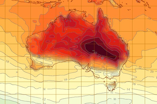 Is Climate Change Self-Correcting? Australia's Heatwave Stops Gasoline Sales