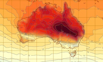 Is Climate Change Self-Correcting? Australia's Heatwave Stops Gasoline Sales