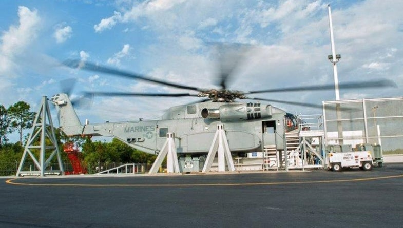 The Navy's Next Heavy-Duty Helicopter Can Carry 27,000 Pounds
