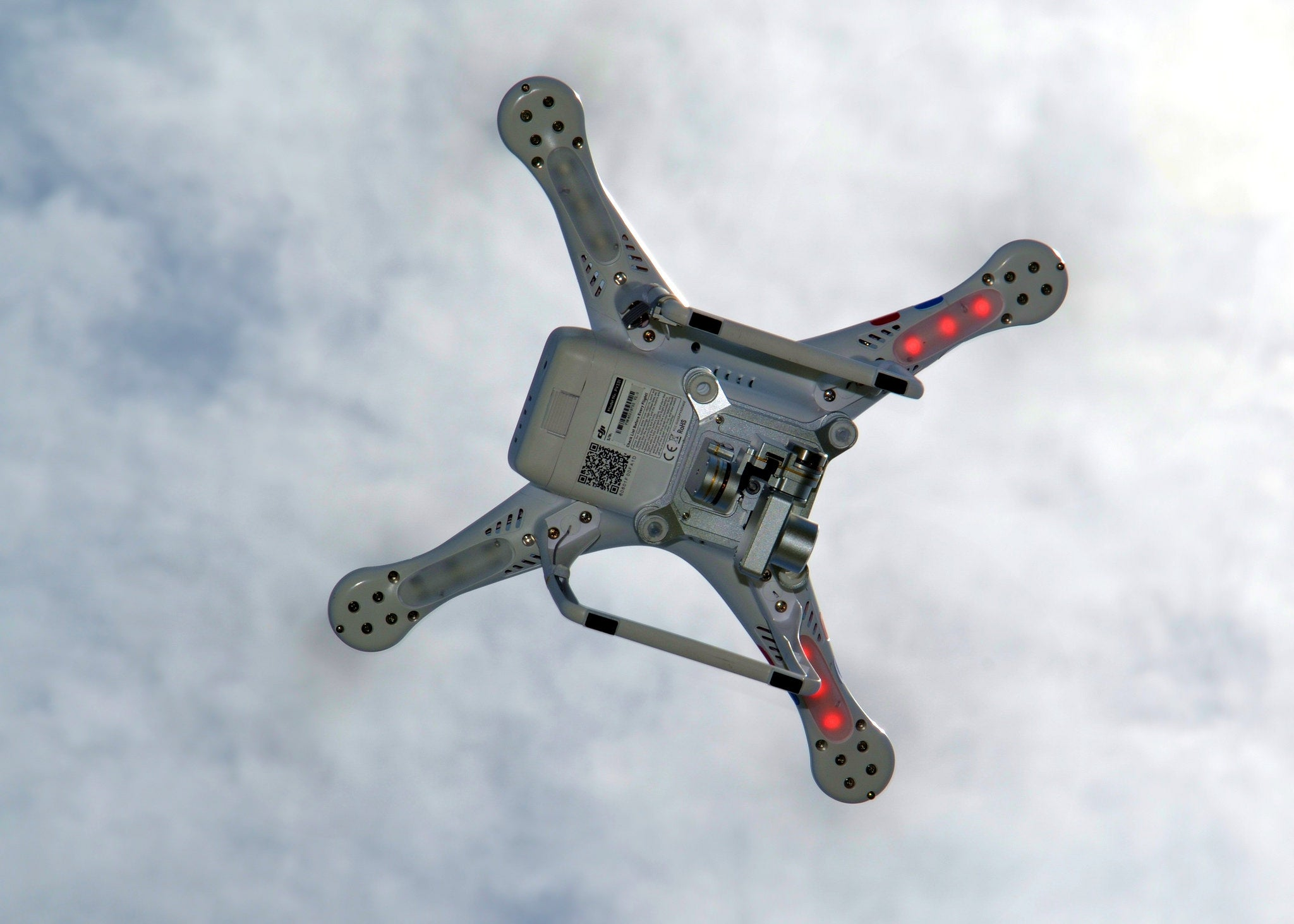 Marketing Drones Scanned Los Angeles For Cellphone Location Data