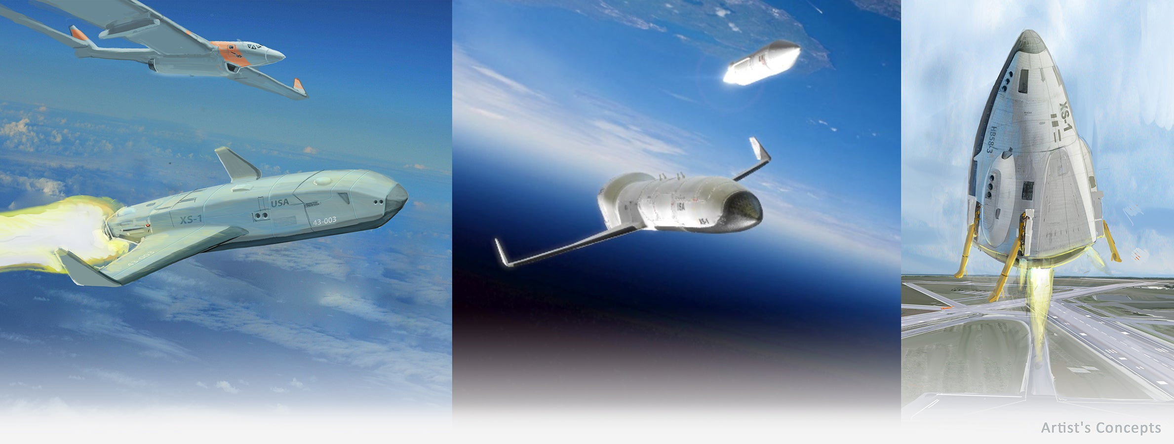 DARPA Urgently Wants A Space Plane It Can Fly Day After Day