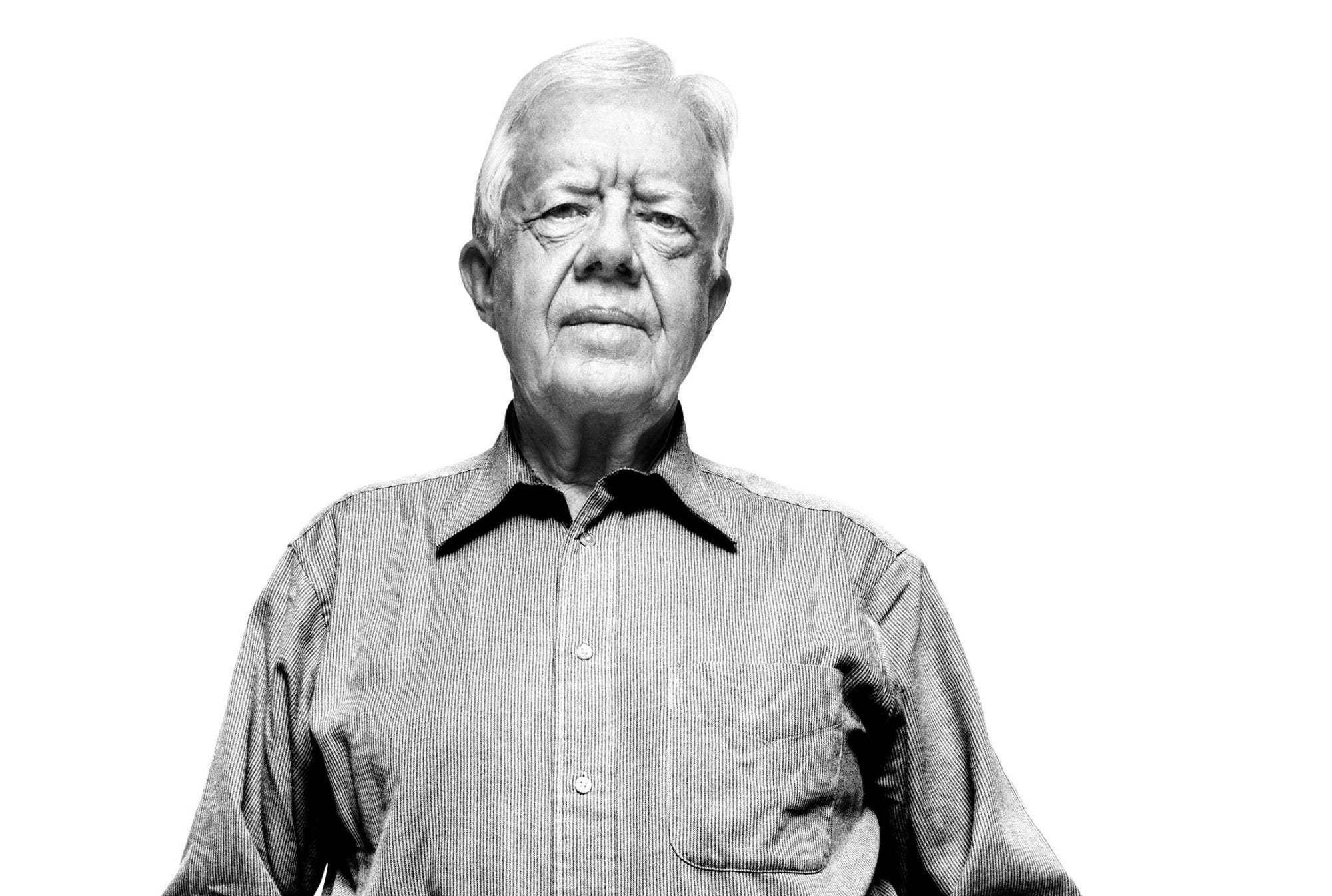 Jimmy Carter Wants To Rid The Planet Of Diseases