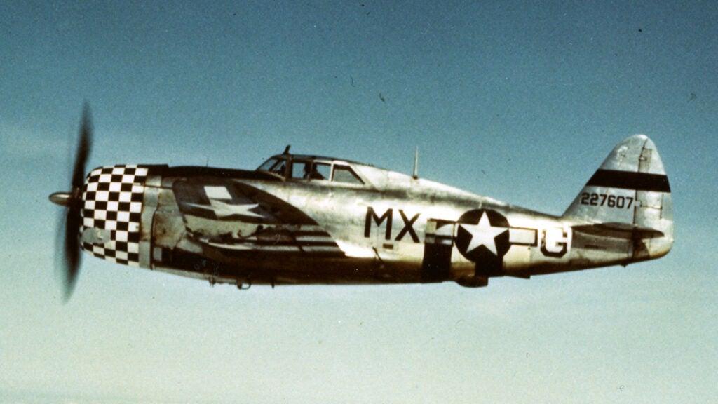 Historical Inspiration: Republic P-47 Thunderbolt