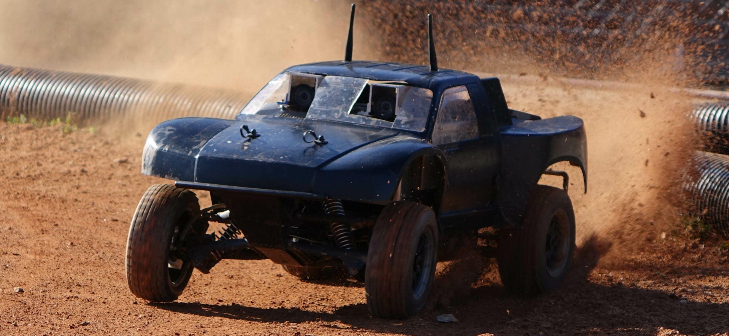 Georgia Tech Builds An Aggro Autonomous Rally Car