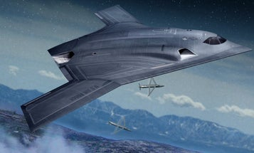 What's So Scary About A Nuclear-Armed Drone?