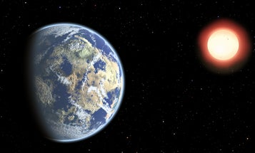 Life On Earth May Have Arisen Unusually Early
