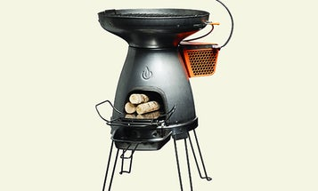 This Grill Packs Power