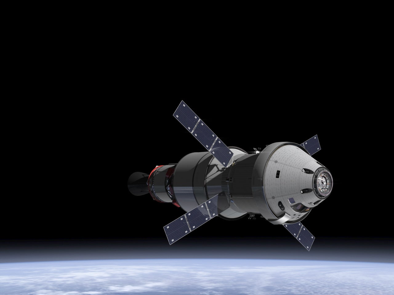 Orion's EFT-1 Isn't Quite Like Apollo 4
