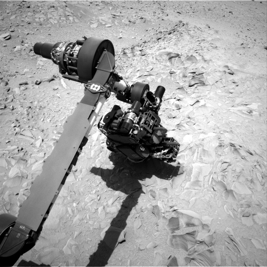 Today On Mars: Bathurst Signals