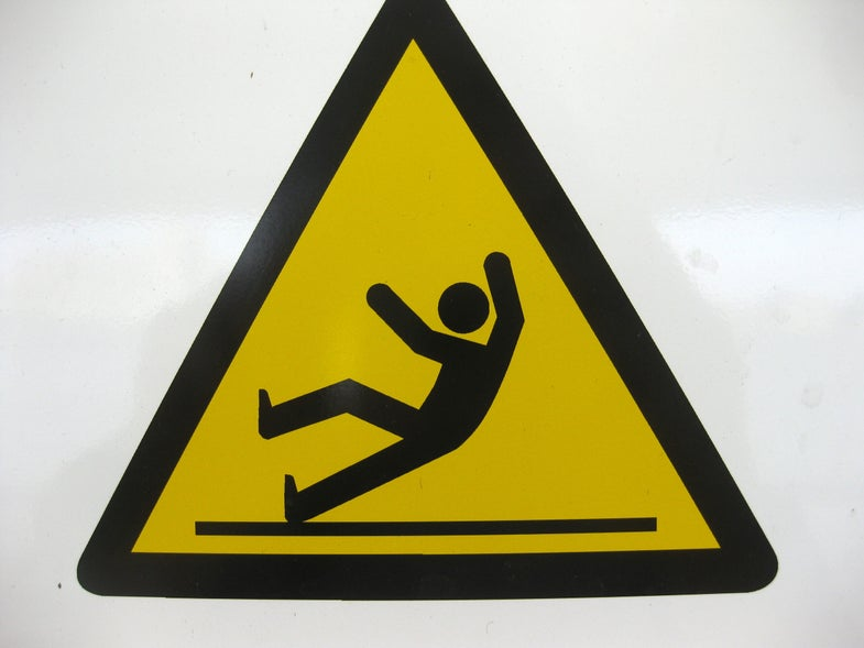 Slippery Surfaces