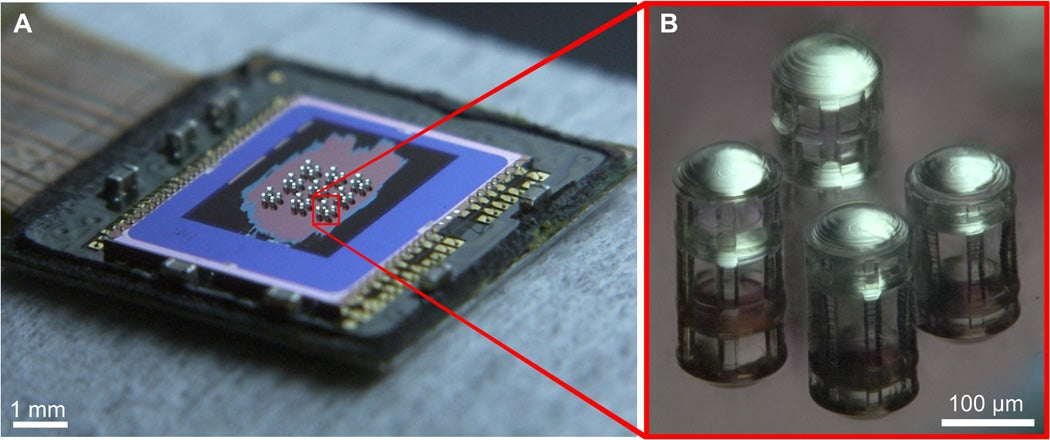 This tiny camera could give drones predator vision