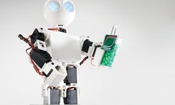 Finally, A Super-Simple Modular Robotics Kit