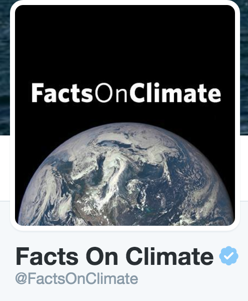 White House Creates New Twitter Account Dedicated To Climate Change Facts