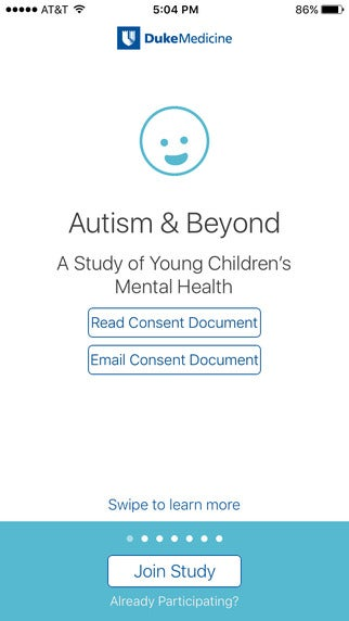 Apple's Newest ResearchKit Apps Will Study Autism, Epilepsy, And Melanoma