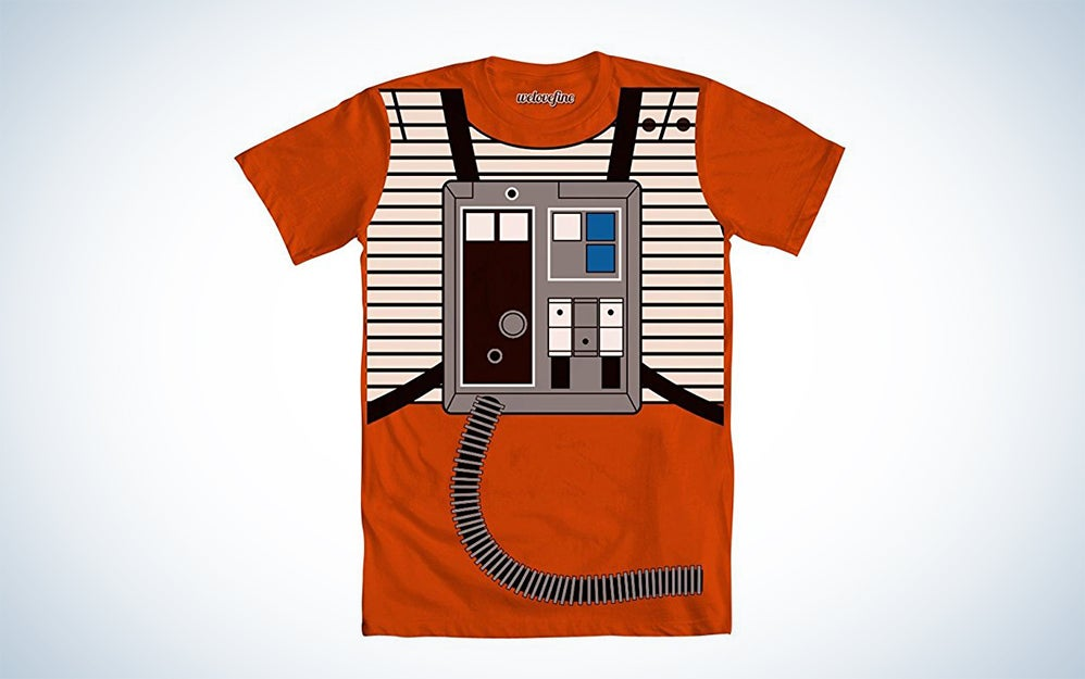 Luke Flight Suit T-shirt