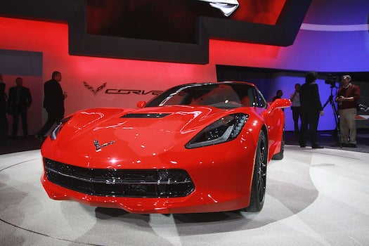 Detroit Auto Show 2013: The Sexiest Corvette We've Seen In Way Too Long