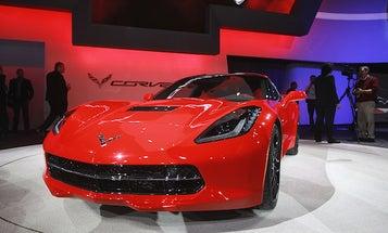 Detroit Auto Show 2013: The Sexiest Corvette We've Seen In Way Too Long