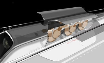 This Is Elon Musk's Hyperloop
