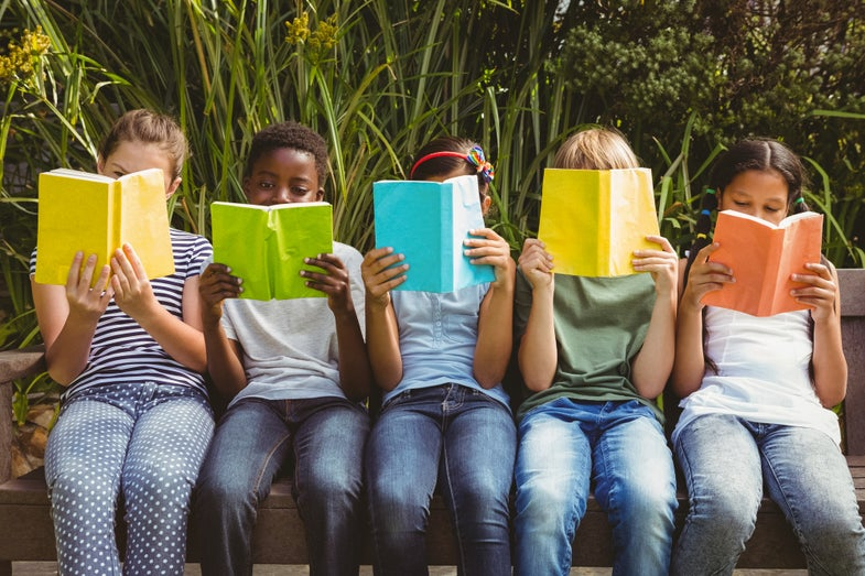Books to give kids who love science