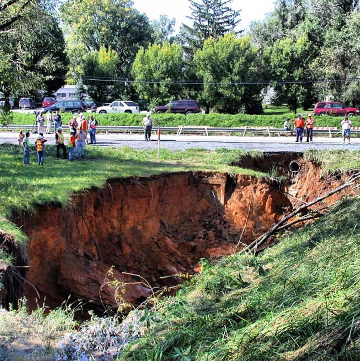 What the heck are sinkholes, anyway?