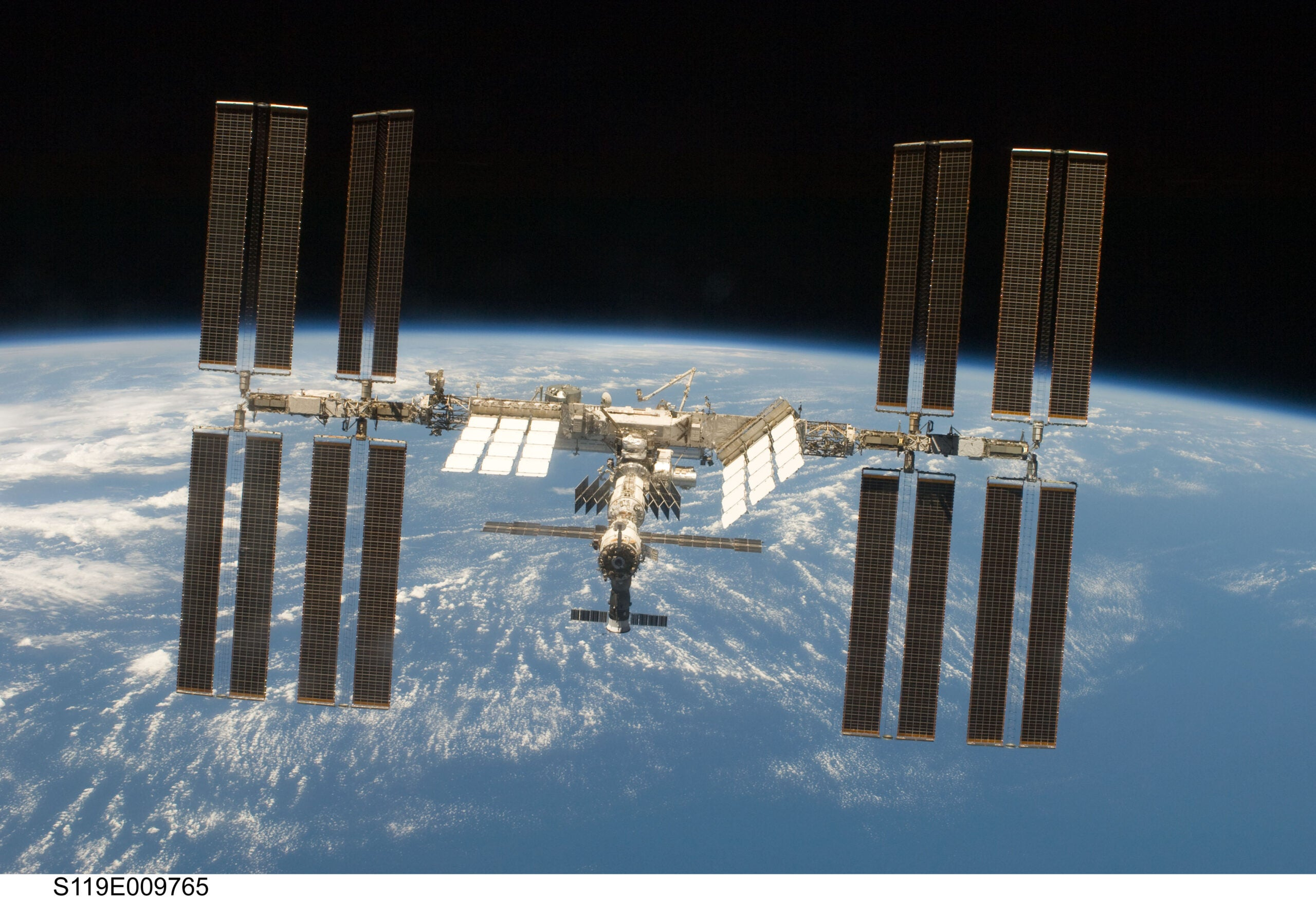 The International Space Station Has Been Continuously Inhabited for Ten Years Today