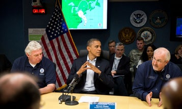 How Hurricane Sandy Could Influence The Outcome Of The Presidential Election
