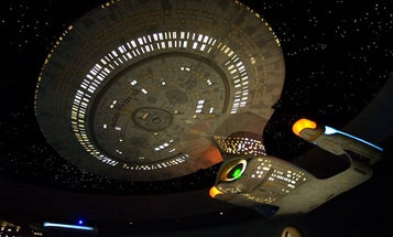 Former Fermilab Physicist Aims To Build A 'Star Trek'-Style Antimatter Engine
