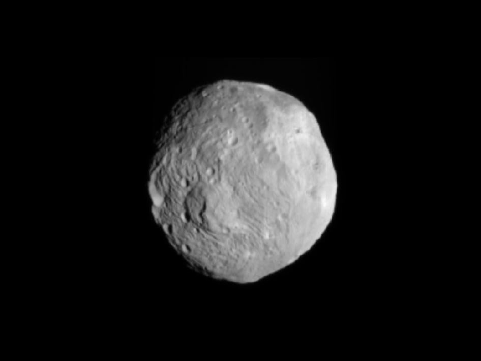 Tonight, a NASA Probe Will Orbit Massive Belt Asteroid, For the First Time