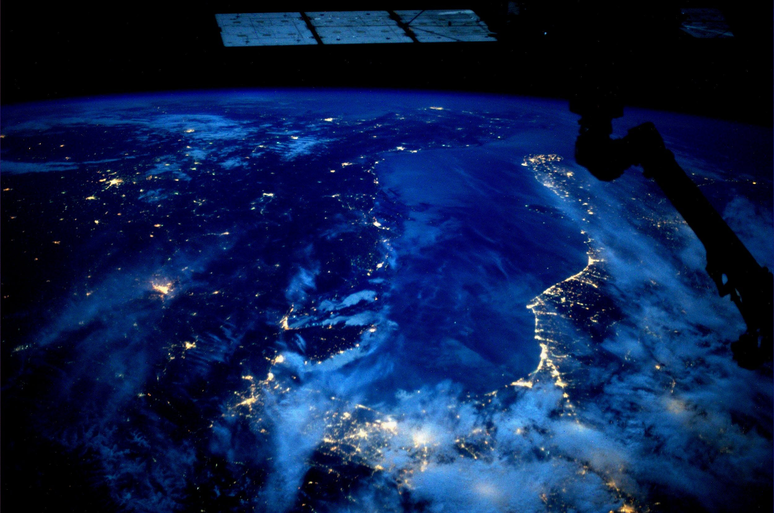 Saying Farewell To The ISS's Best Tweeters