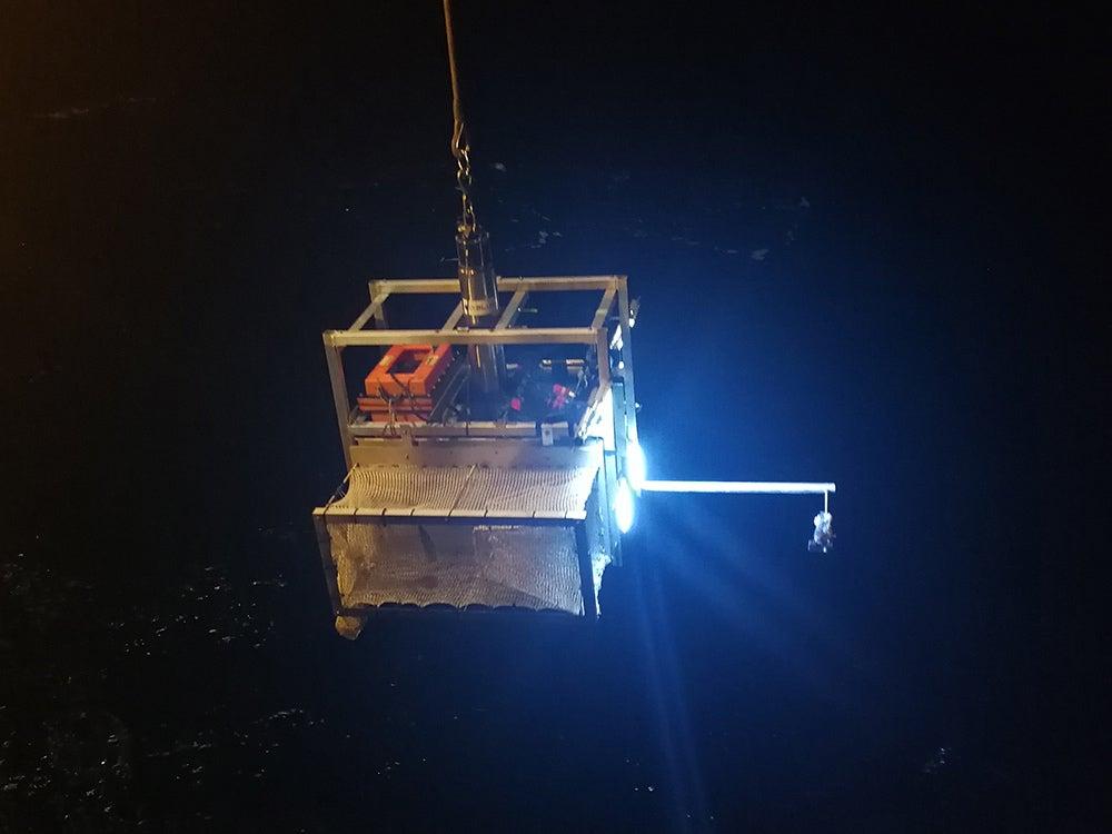 deep dive light
