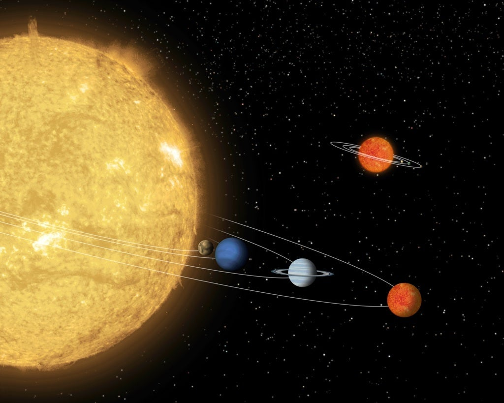 Planet Made Of Diamond May Not Be So Bling After All