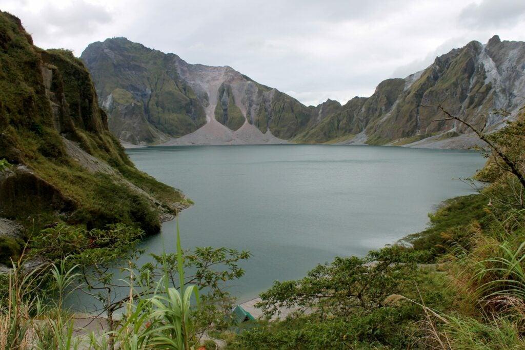Mt. Pinatubo today